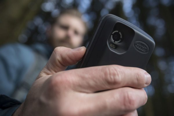 Land Rover Explore Mobile Phone (4)