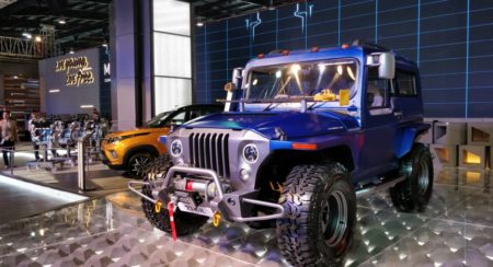 Mahindra Thar Wanderlust Customised 006