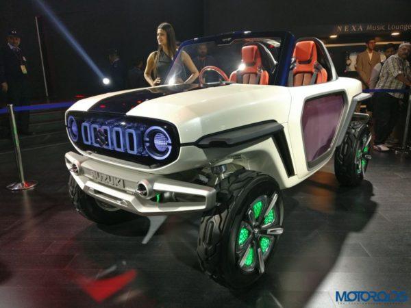 Maruti Suzuki SURVIVOR Concept 041