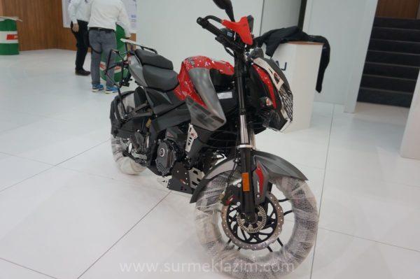 Modified Bajaj Pulsar NS200 Adventure Edition (1)