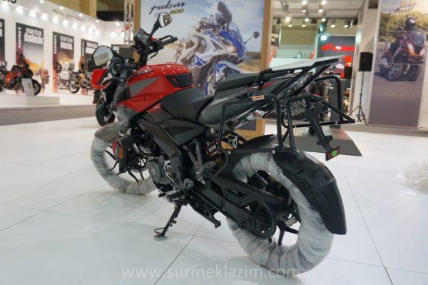 Modified Bajaj Pulsar NS200 Adventure Edition (4)
