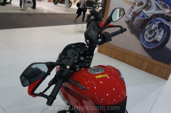 Modified Bajaj Pulsar NS200 Adventure Edition (5)