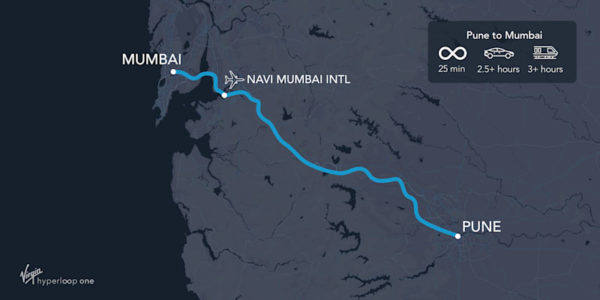 Mumbai-Pune-Hyperloop-route-600x300