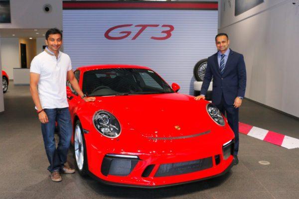 Narain-Karthikeyan-Porsche-911-GT3-600x400
