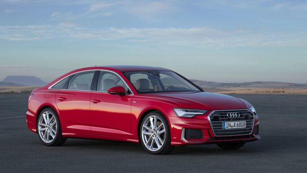 New 2018 Audi A6 front (1)