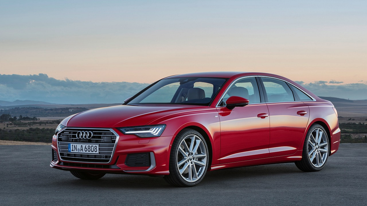 new 2018 audi a6 images tech specs expected price features and india launch date motoroids. Black Bedroom Furniture Sets. Home Design Ideas