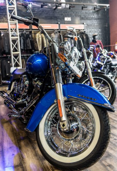 New 2018 Harley Davidson Softail India Launch (1)