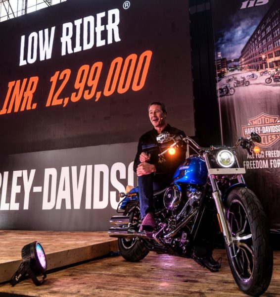 New 2018 Harley Davidson Softail India Launch (2)