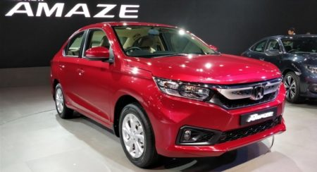 New 2018 Honda Amaze India Launch Scheduled On May 16, 2018