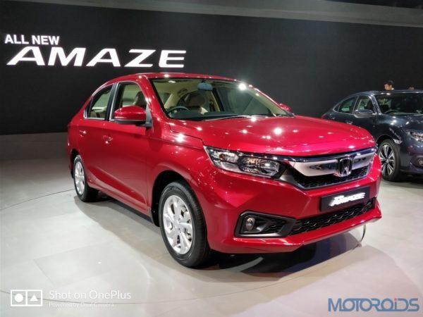 New 2018 Honda Amaze (4)