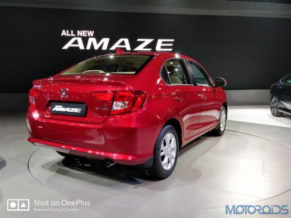 New 2018 Honda Amaze (6)