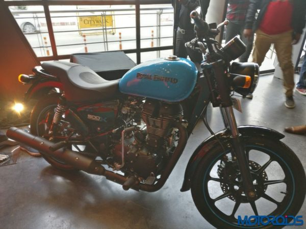 New 2018 Royal Enfield Thunderbird 350X and 500X India Launch (10)