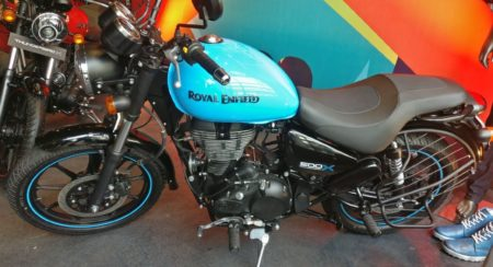 New 2018 Royal Enfield Thunderbird 350X and 500X India Launch (3)