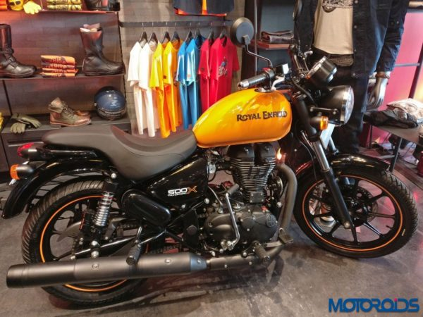 New 2018 Royal Enfield Thunderbird 350X and 500X India Launch (35)
