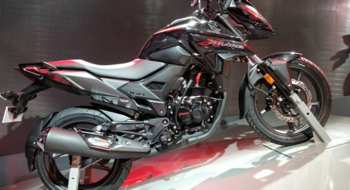 Expo Stands For : Can the fantastic new honda xblade be your next bike