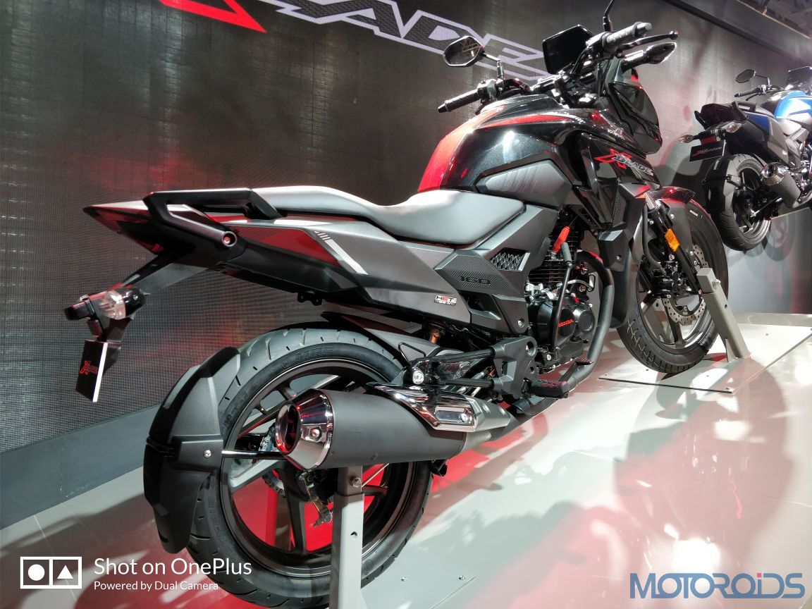 Blade Honda Motorcycles