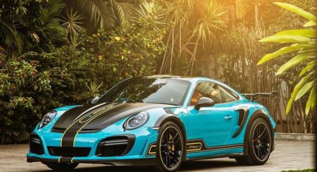 India's First TechArt GT Street R Is The Fastest Car In The Country