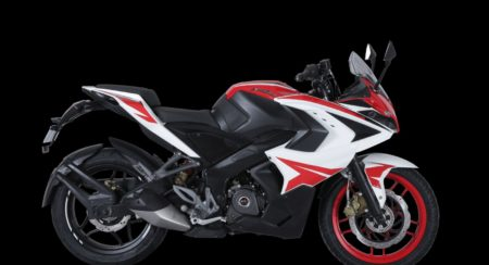 Pulsar RS200 - Racing Red (2)