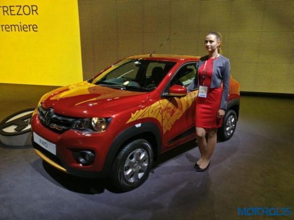 Renault kwid iron man 006