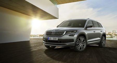Range Topping Skoda Kodiaq L&K To Celebrate Its World Premiere At 2018 Geneva Motor Show