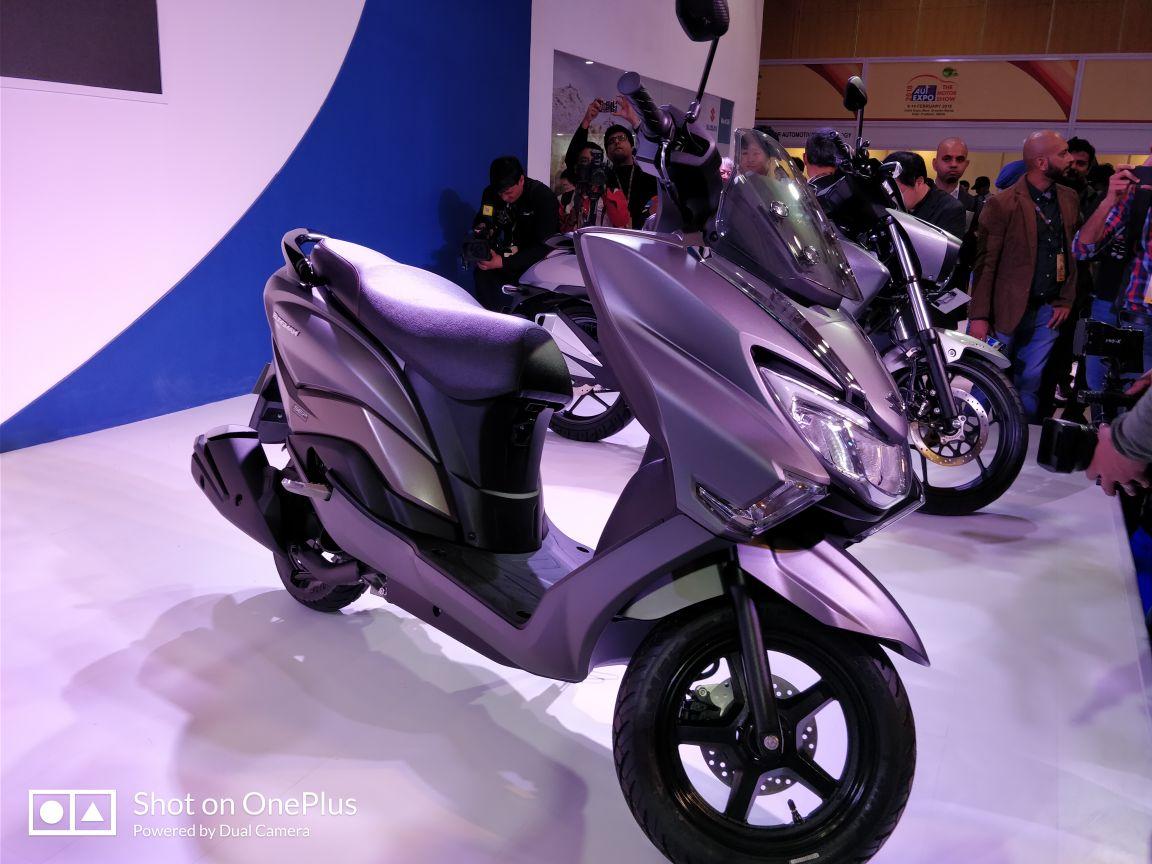 New 2018 Suzuki Burgman Street 125 India Launch Details Revealed