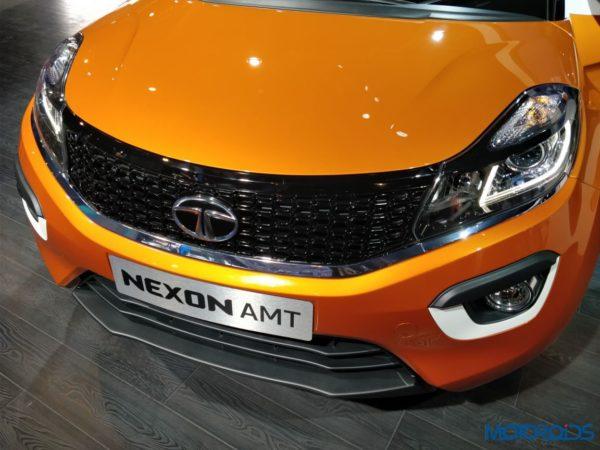 Tata Nexon AMT 026