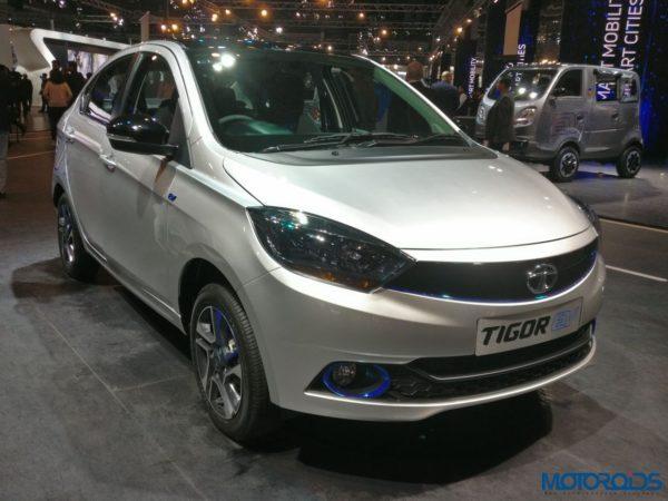 Tata Tigor EV 020