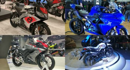 Top 5 Production Bikes At The Auto Expo 2018
