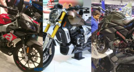 Top Bikes At The Auto Expo 2018