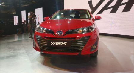 Toyota Yaris Features, Tech Specs And Details Explained In Walkaround Video