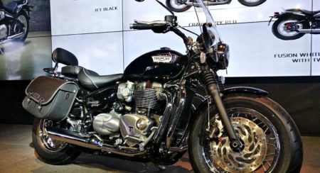 Triumph Bonneville Speedmaster India Launch (7)