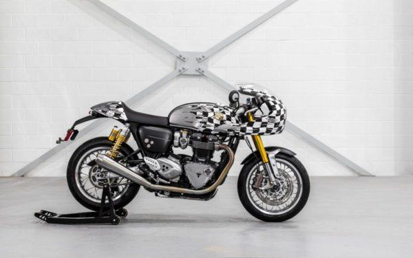 Triumph Motorcycles – Thruxton R Spirit of 59