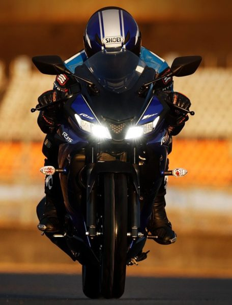 Yamaha YZF R15 V3.0