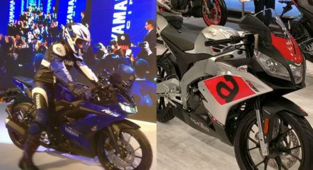 Yamaha YZF-R15 Vs Aprilia RS150 - Feature Image (1)