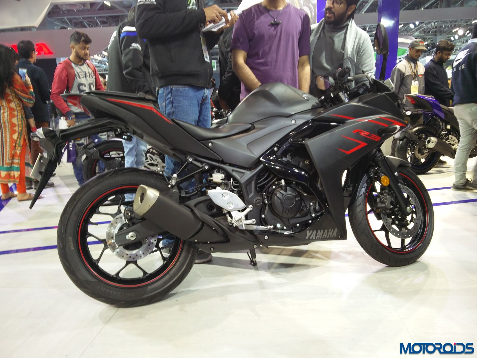 2018 yamaha yzf r3 abs india prices images tech specs for Yamaha r3 price