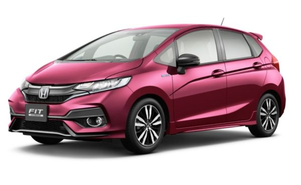 new 2018 Honda Jazz Facelift