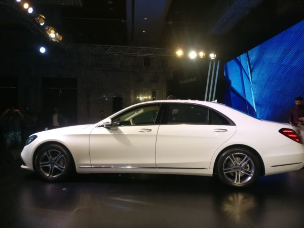 new 2018 Mercedes S Class Facelift India (4)
