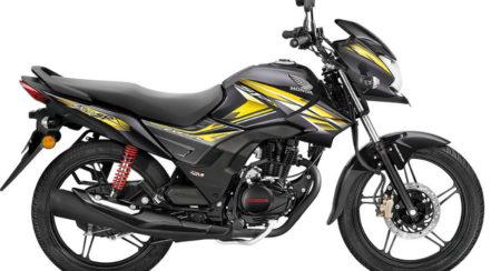 2018 Honda CB Shine SP