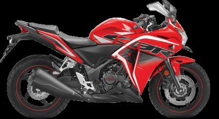 2018 Honda CBR 250R Sports Red