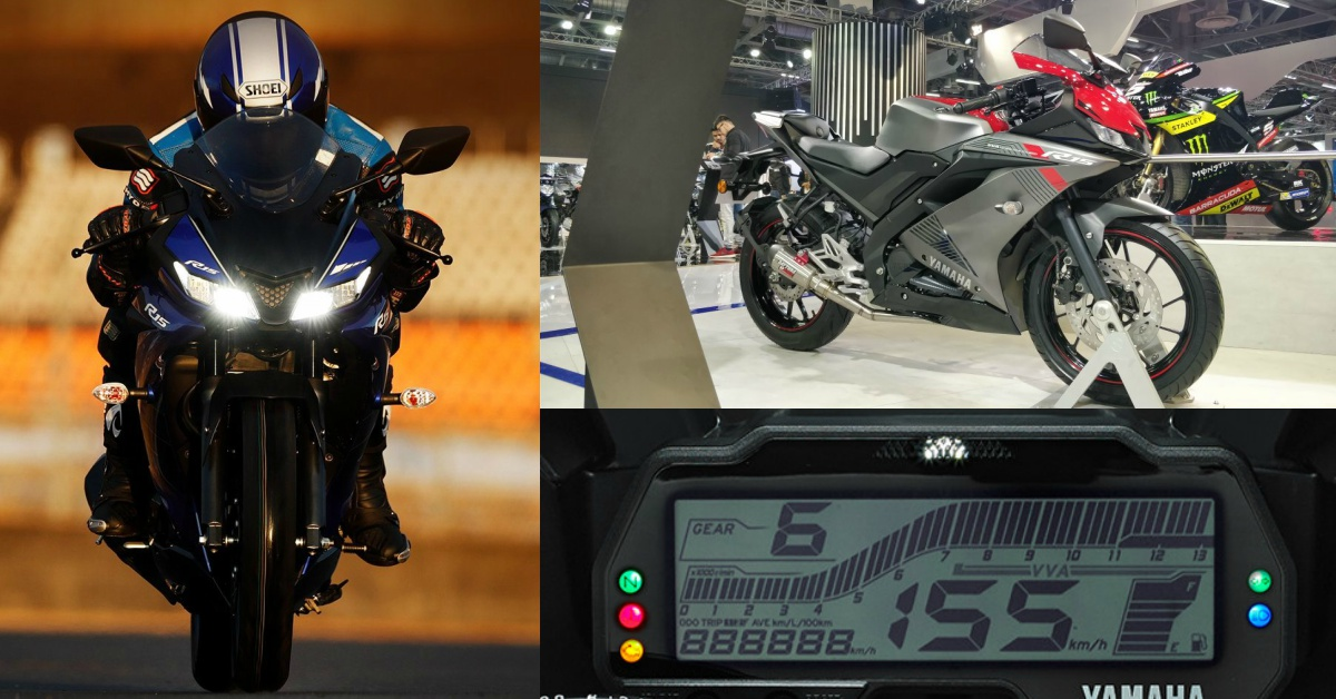 10 Things To Know About The New 2018 Yamaha YZF-R15 V3 0