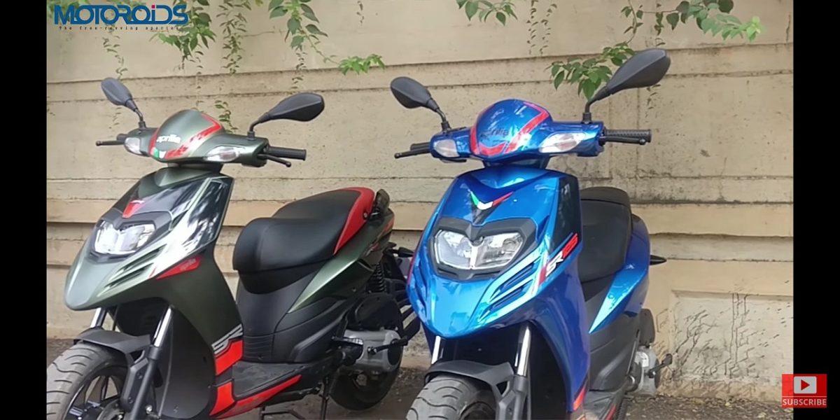 Aprilia SR125 India review (10)