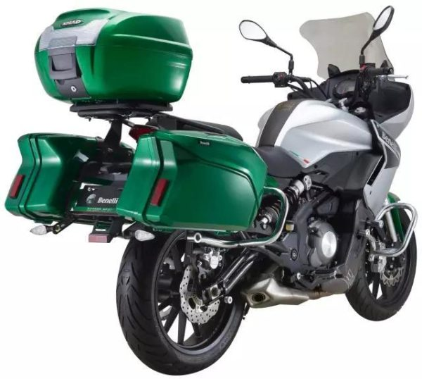 Benelli BJ300GS Unveiled In China (1)