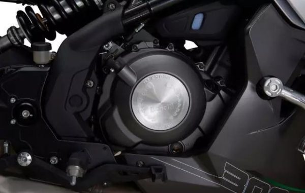 Benelli BJ300GS Unveiled In China (3)