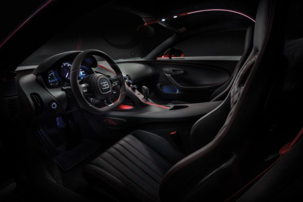 Bugatti Chiron Sport 11