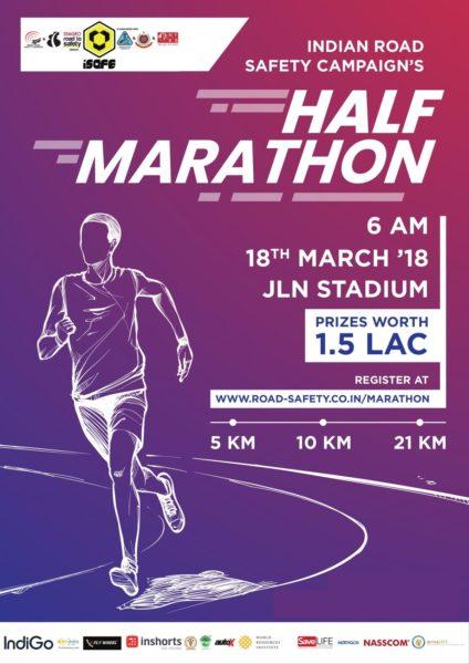 Delhi Road Safety Marathon (1)