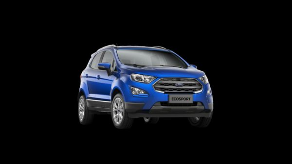 Ford EcoSport Titanium+ Petrol Variant with Manual Transmission (1)