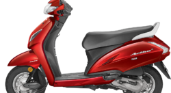 Honda Activa 5G Pearl Spartan Red