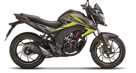 OFFICIAL: New 2018 Honda CB Hornet 160R Launched In India