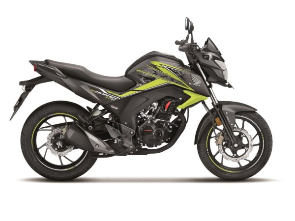 Honda CB Hornet160R (1)