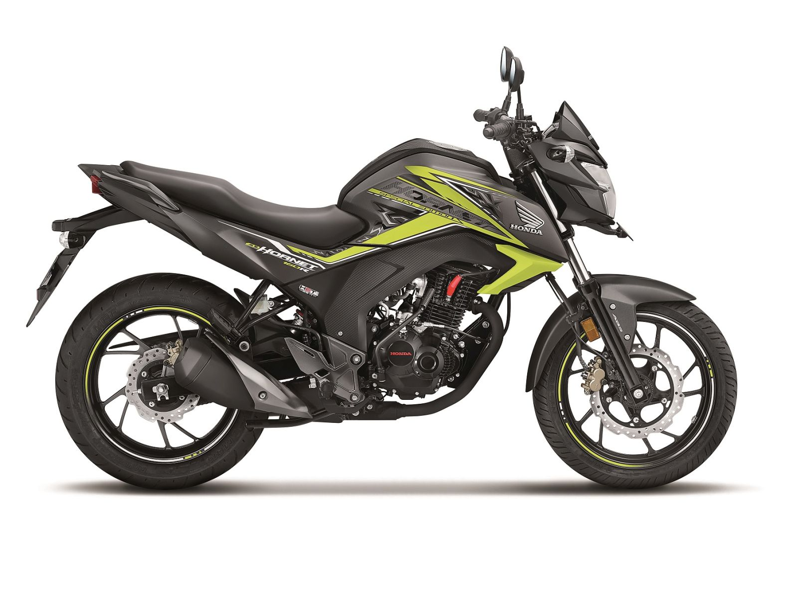 official new 2018 honda cb hornet 160r launched in india. Black Bedroom Furniture Sets. Home Design Ideas